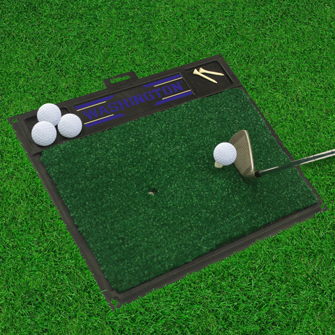 "Washington Golf Hitting Mat 20"" x 17"""