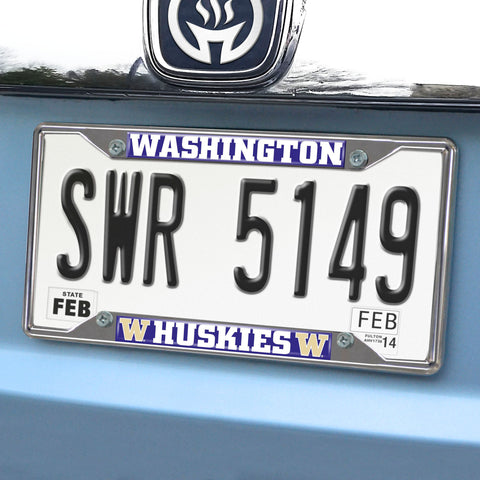 "Washington License Plate Frame 6.25""x12.25"""