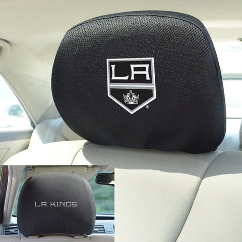 "NHL - Los Angeles Kings Head Rest Cover 10""x13"""