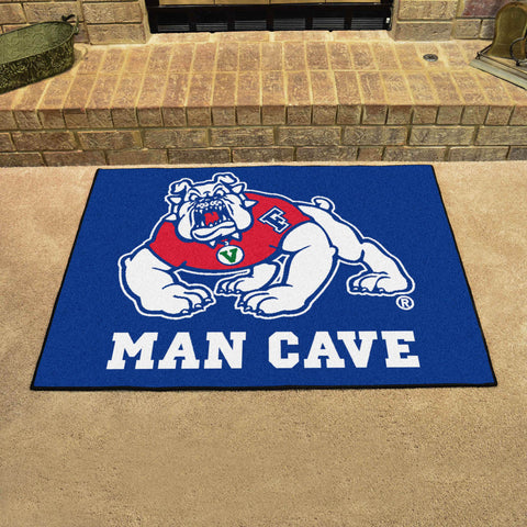 "Fresno State Man Cave All-Star Mat 33.75""x42.5"""
