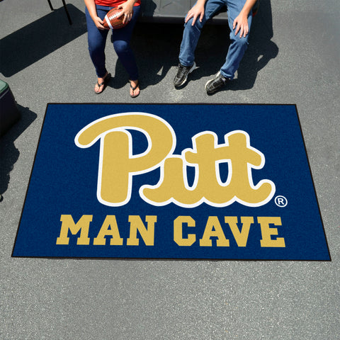 Pittsburgh Man Cave UltiMat 5'x8' Rug