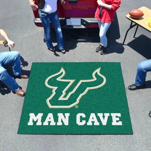 South Florida Man Cave Tailgater Rug 5'x6'