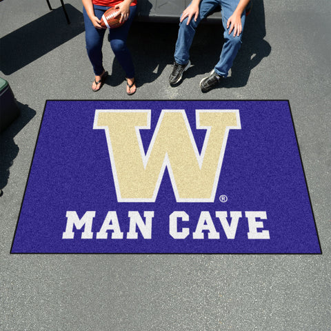 Washington Man Cave UltiMat 5'x8' Rug