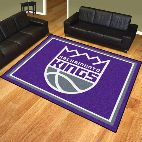 NBA - Sacramento Kings 8'x10' Rug