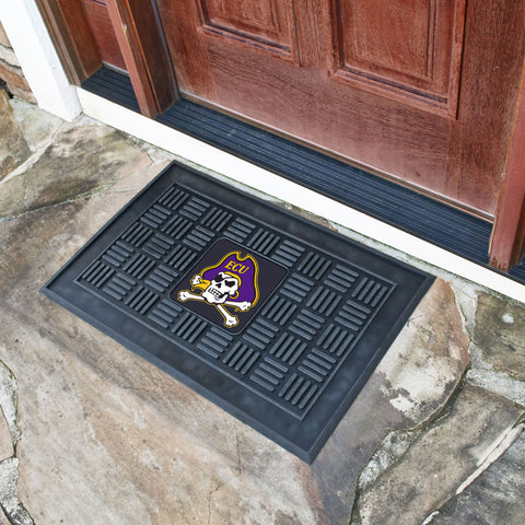 "East Carolina Door Mat 19.5""x31.25"""
