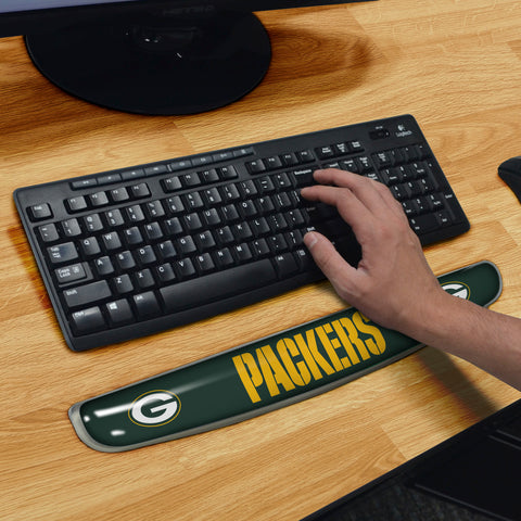 "NFL - Green Bay Packers Wrist Rest 2""x18"""
