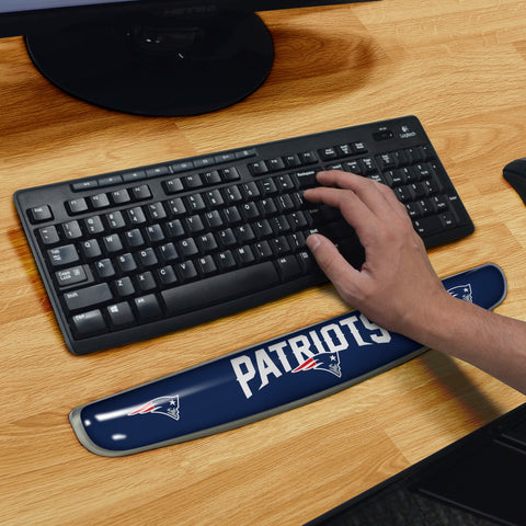 "NFL - New England Patriots Wrist Rest 2""x18"""