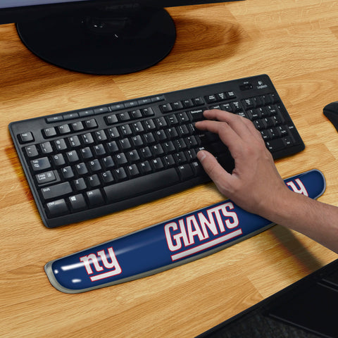 "NFL - New York Giants Wrist Rest 2""x18"""