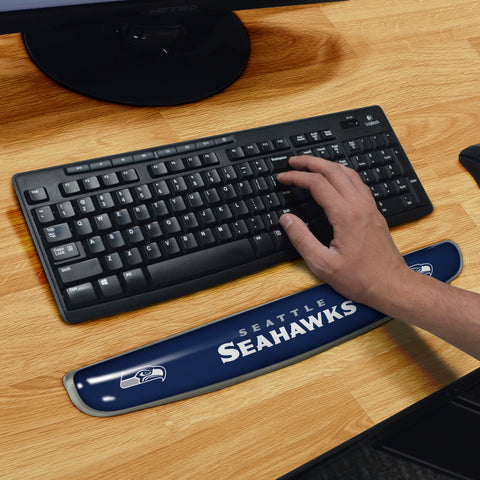 "NFL - Seattle Seahawks Wrist Rest 2""x18"""