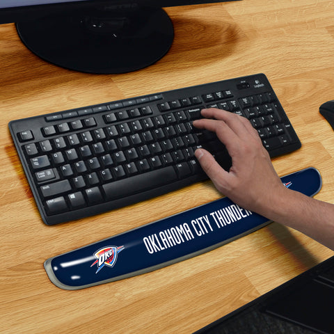 "NBA - Oklahoma City Thunder Wrist Rest 2""x18"""