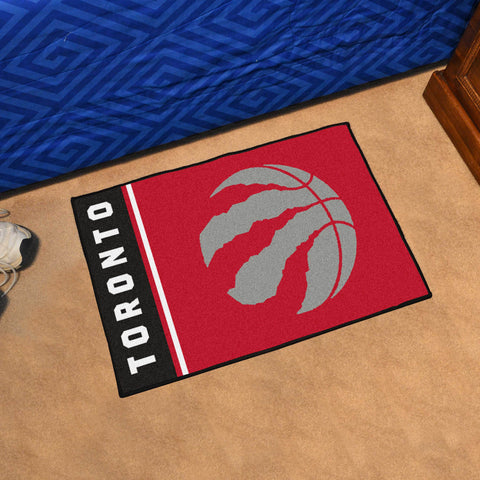 "NBA - Toronto Raptors Uniform Starter Rug 19""x30"""