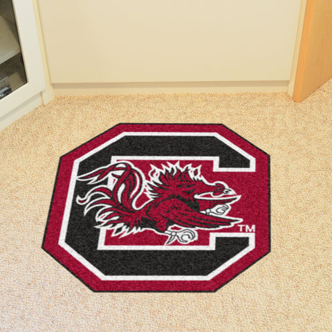 South Carolina Mascot Mat