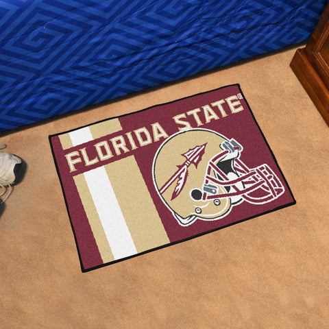 "Florida State Uniform Starter Rug 19""x30"""