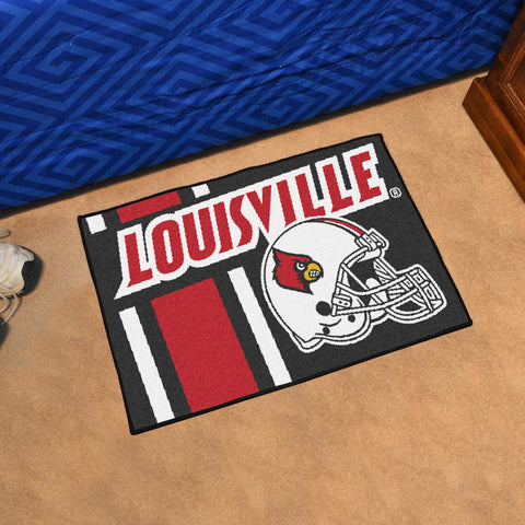 "Louisville Uniform Starter Rug 19""x30"""