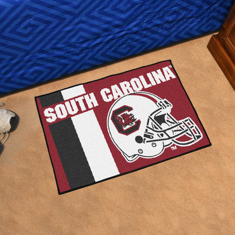 "South Carolina Uniform Starter Rug 19""x30"""