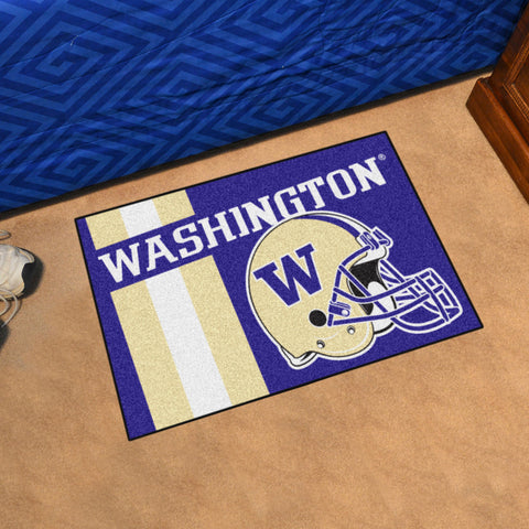 "Washington Uniform Starter Rug 19""x30"""