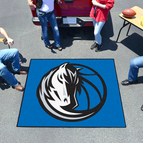NBA - Dallas Mavericks Tailgater Rug 5'x6'
