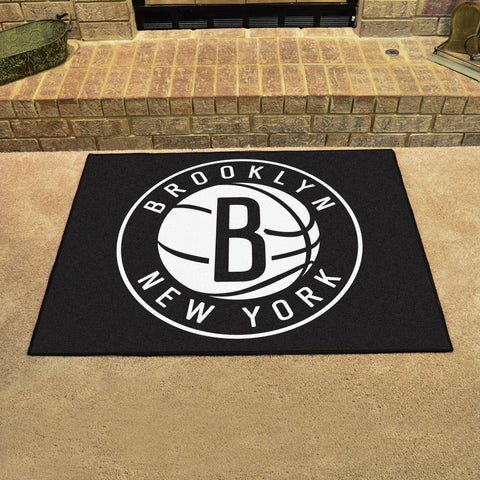 "NBA - Brooklyn Nets All-Star Mat 33.75""x42.5"""