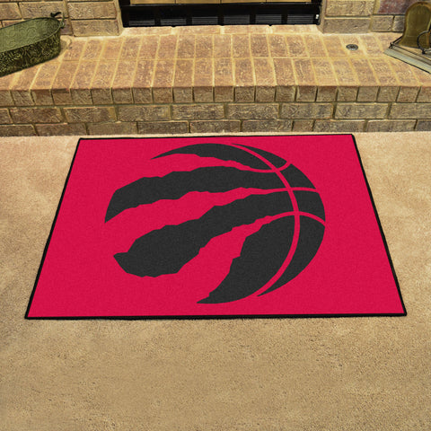 "NBA - Toronto Raptors All-Star Mat 33.75""x42.5"""