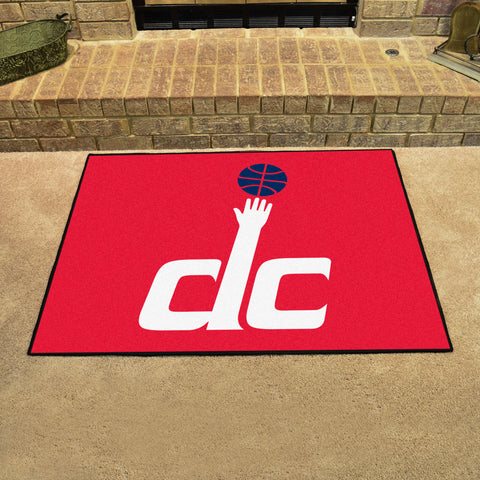 "NBA - Washington Wizards All-Star Mat 33.75""x42.5"""
