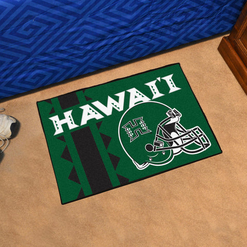 "Hawaii Uniform Starter Rug 19""x30"""