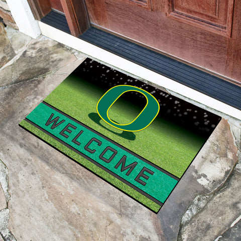 "University of Oregon 18""x30"" Crumb RubberDoor Mat"
