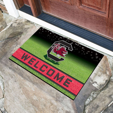 "University of South Carolina 18""x30"" Crumb RubberDoor Mat"