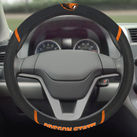 "Oregon State Steering Wheel Cover 15""x15"""