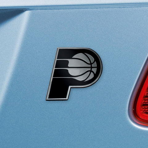 "NBA - Indiana Pacers Emblem 3""x3.2"""