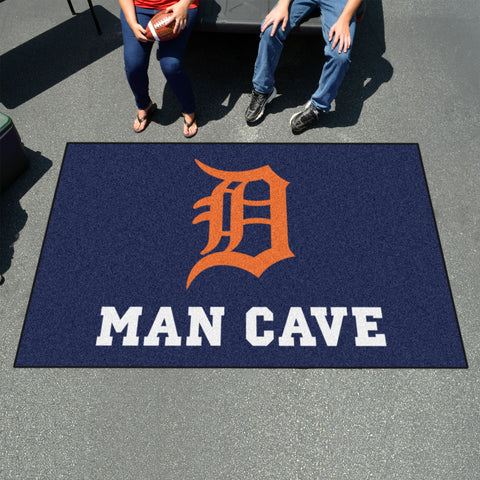 MLB - Detroit Tigers Man Cave UltiMat 5'x8' Rug