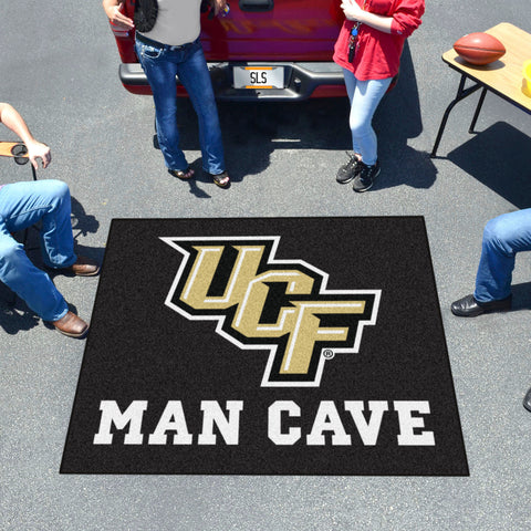 Central Florida Man Cave Tailgater Rug 5'x6'