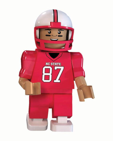 NC State Wolfpack CAMPUS COLLECTION Campus Series Limited Edition OYO Minifigure