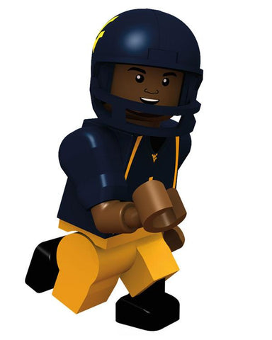 West Virginia Mountaineers Tavon Austin College Legend Limited Edition OYO Minifigure