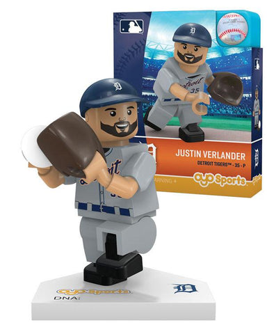 Detroit��Tigers JUSTIN VERLANDER Limited Edition OYO Minifigure