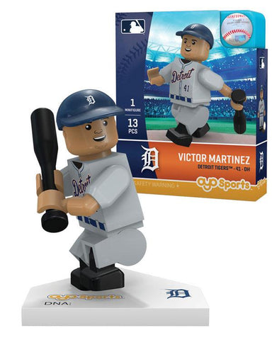 Detroit��Tigers VICTOR MARTINEZ Limited Edition OYO Minifigure