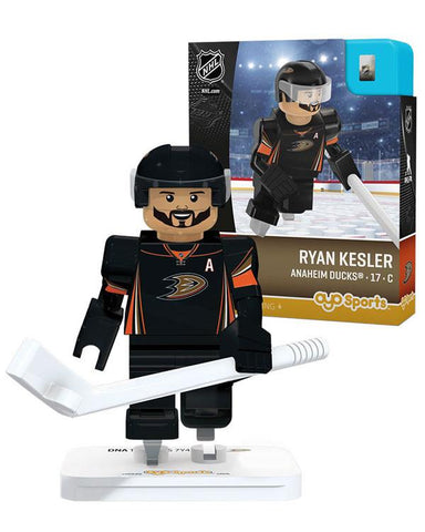 Anaheim Ducks RYAN KESLER Home Uniform Limited Edition OYO Minifigure