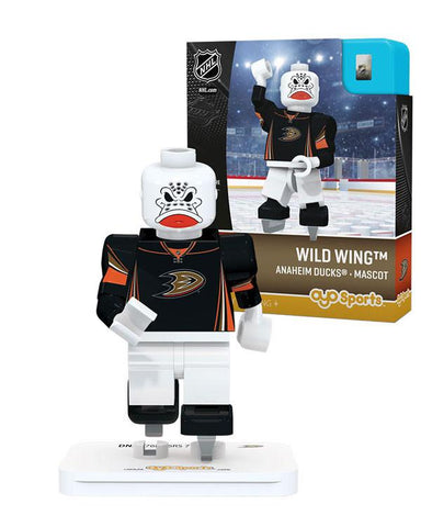 Anaheim Ducks WILD WING��� WILD WING��� Home Uniform Limited Edition OYO Minifigure