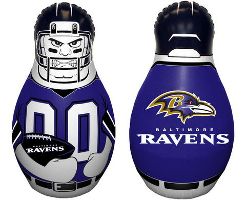 Baltimore Ravens Tackle Buddy Punching Bag