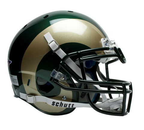 Colorado State Rams Schutt XP Authentic Full Size Helmet