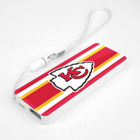 Kansas City Chiefs Powerbank - 3000 MAh