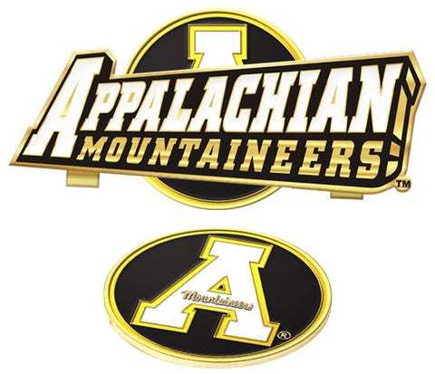 Appalachian State Mountaineers Slider Hat Clip