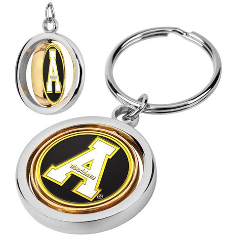 Appalachian State Mountaineers Spinner Key Chain