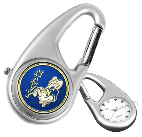 Naval Academy Midshipmen Carabiner Watch
