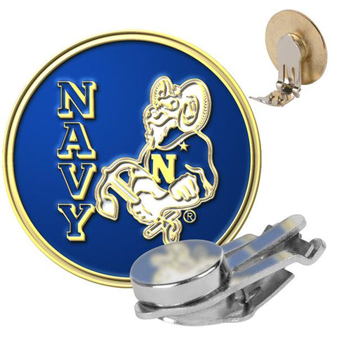 Naval Academy Midshipmen Clip Magic