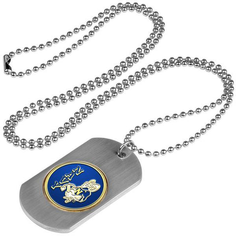 Naval Academy Midshipmen Dog Tag