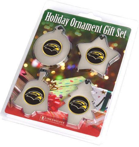 Southern Mississippi Eagles Ornament Gift Pack