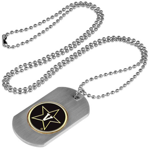 Vanderbilt Commodores Dog Tag