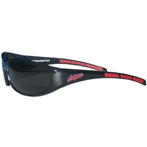 MSunglasses - Cleveland Indians MLB Wrap Sunglasses