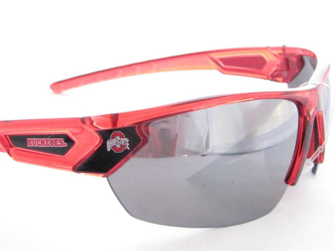 MSunglasses - Ohio State Buckeyes Red Fashion Sunglasses