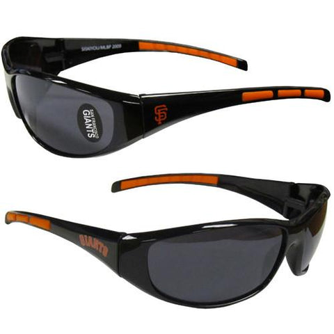 MSunglasses - San Francisco Giants MLB Wrap Sunglasses